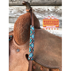 Sedona Beaded Over and Under Whip