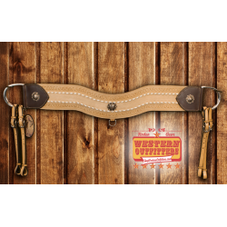 White Cole Younger Tripping Collar