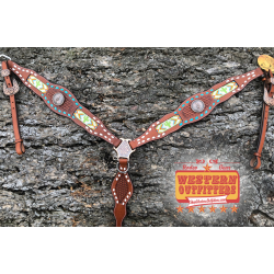Saguaro Breast Collar