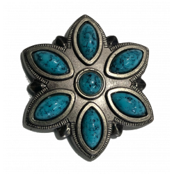 Antique Silver Turquoise...