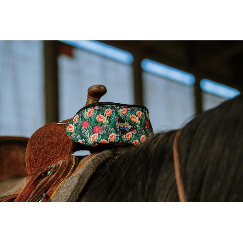 "1½"" Round Silver Berry Concho"