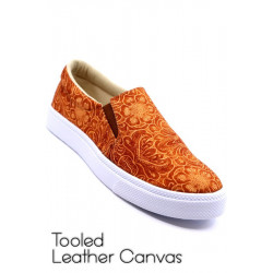 Canvas Slip On Shoe :...
